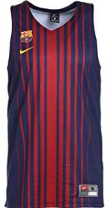 camiseta barcelona baloncesto replica