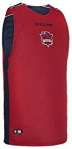 camiseta baskonia reversible